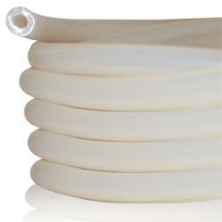 TUBO DE SILICONE 204 (12,0 x 6,0 MM) 1 MTRO